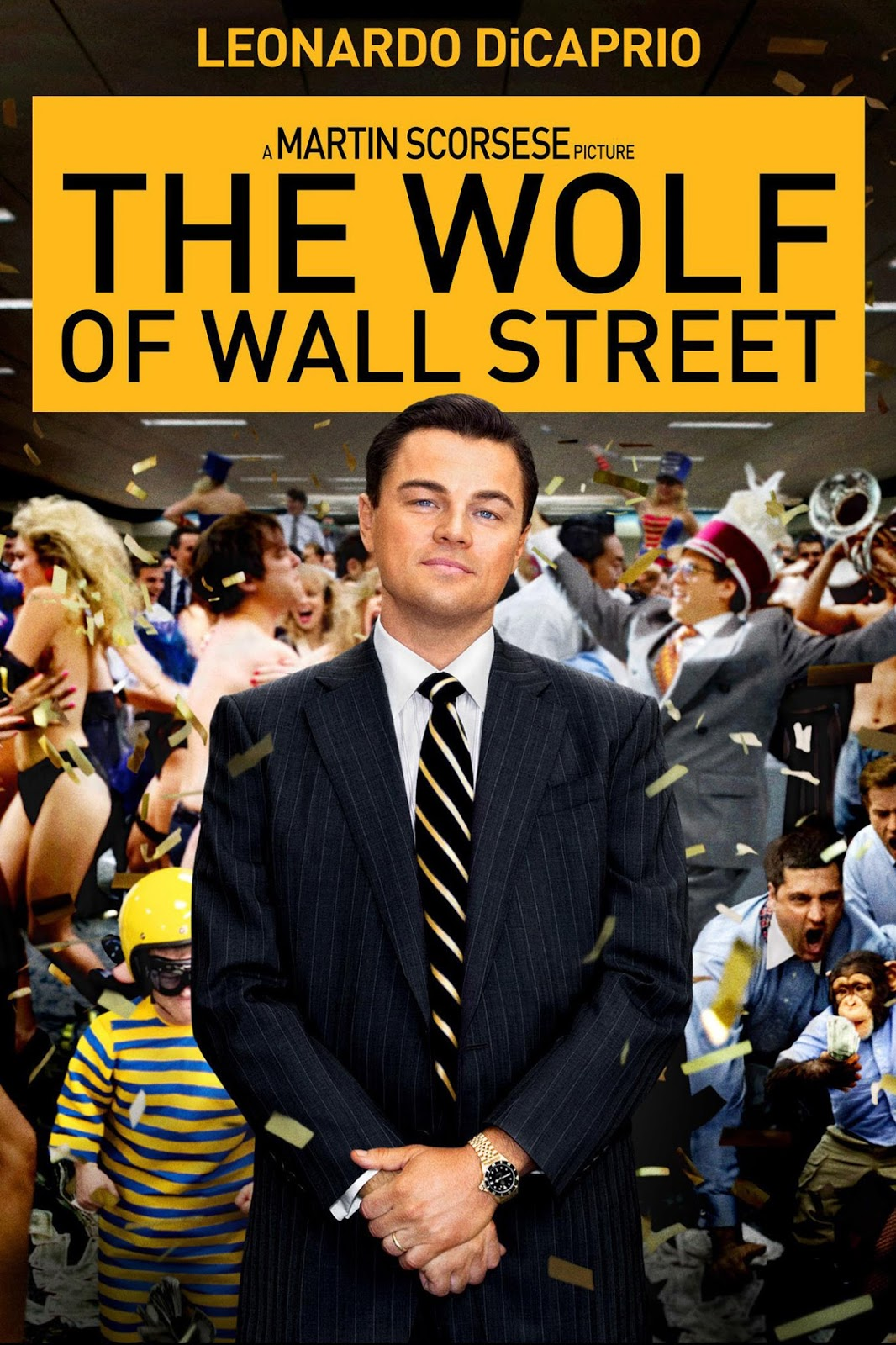 The Wolf of Wall Street (2013) tainies online oipeirates