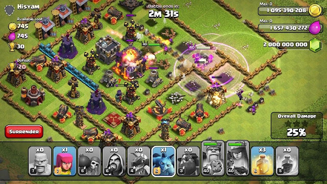Clash Of Clans mod image