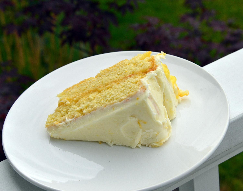 Cake Civil War Recipe Orange