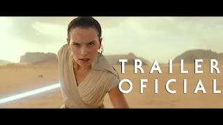 Star Wars: Episódio IX - Trailer Legendado