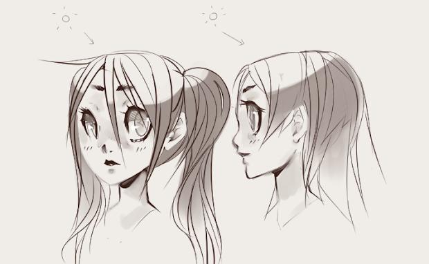 draw hair trichology