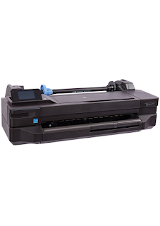 HP DesignJet T120 Printer Installer Driver