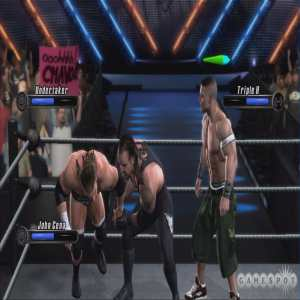 WWE Smackdown VS Raw 2008 PC Game