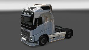 Polar Bear skin for Volvo 2012 & 2013