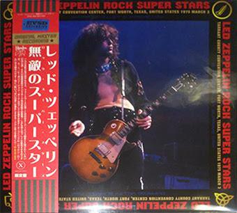 Led Zeppelin - 1975-03-03 - Fort Worth, TX (EVSD