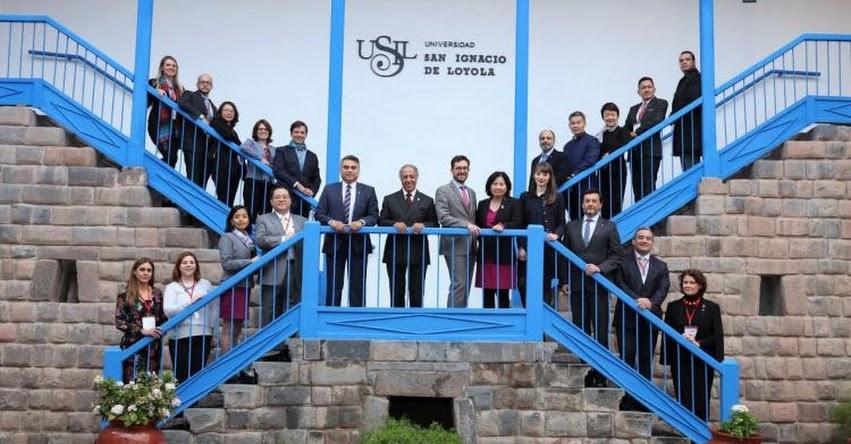 USIL fue sede de la séptima reunión de directorio de la Institut Paul Bocuse Worldwide Alliance - www.usil.edu.pe