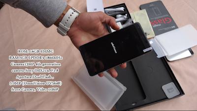 Ulefone Power 6050mAh 5.5 Inch 3GB MTK6753 Octa-core 4G Smartphone Gift Edition