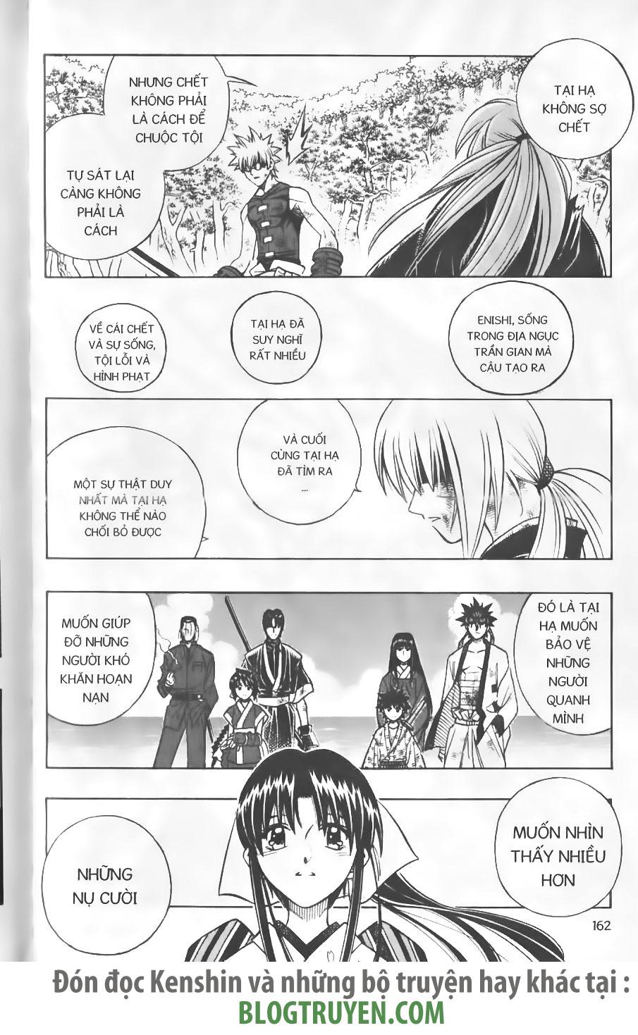 Rurouni Kenshin chap 246 trang 14