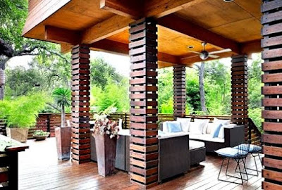 model teras rumah minimalis istimewa