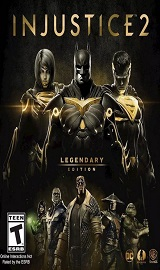 injustice 2 legendary edition cover - Injustice 2 : Legendary Edition – CODEX