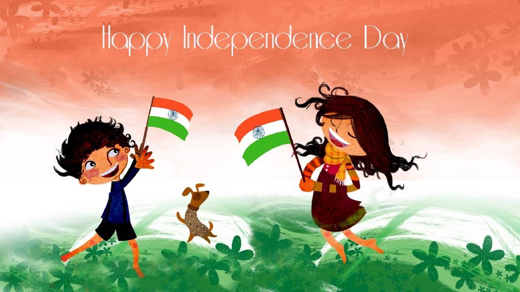 essay independence day india children