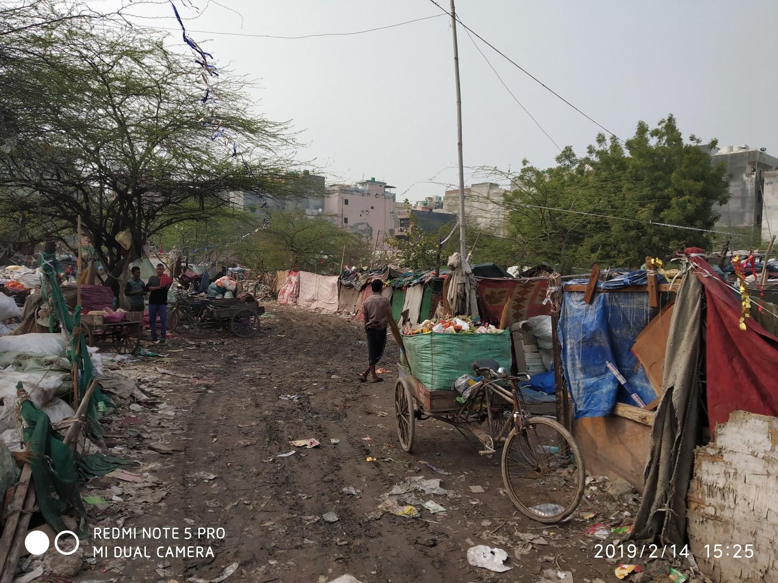 Pramodara Diary: LIFE OF A SWEEPER