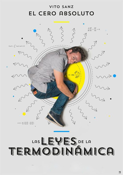 Las leyes de la termodinámica [2017] [DVD9] [PAL] [Español]