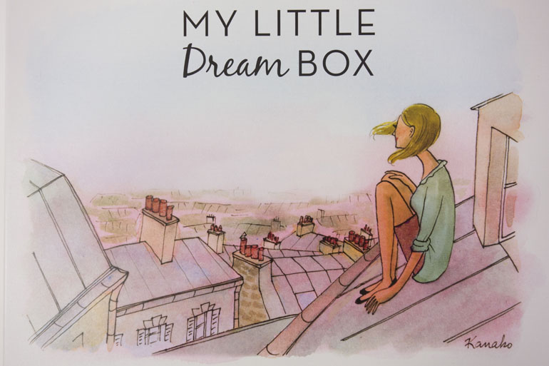 My Little Dreams Box | April 2015 Edition