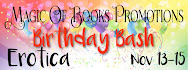 MoB Birthday Bash - Erotica