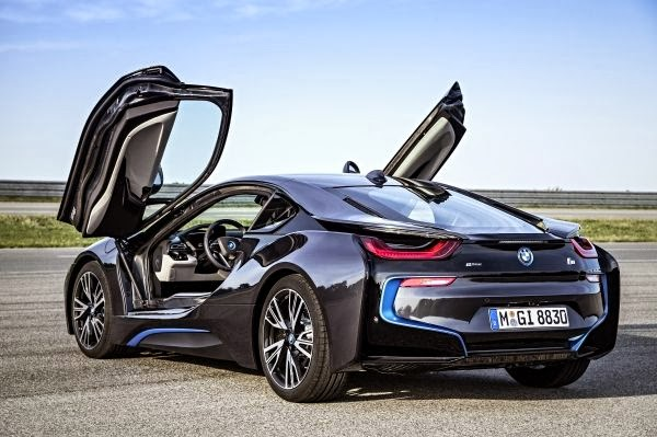Bmw I8 Demand Already Exceeding Planned Production Volume Electric
