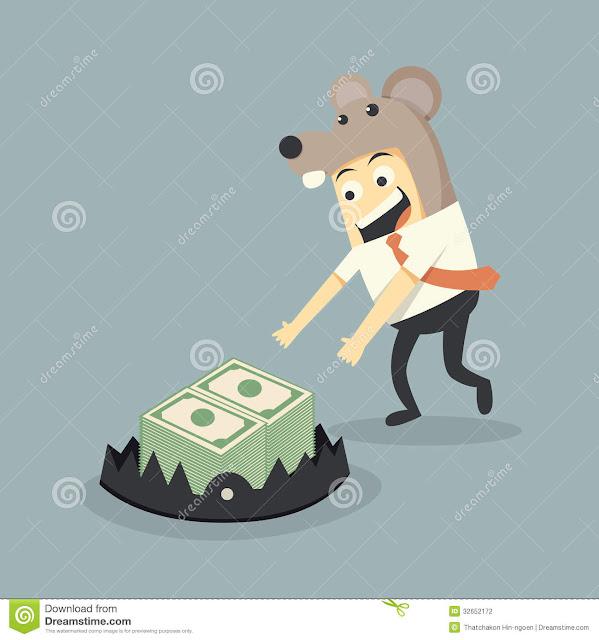 Марат Харисов - Ловушка денег. За лекции - в тюрьму!