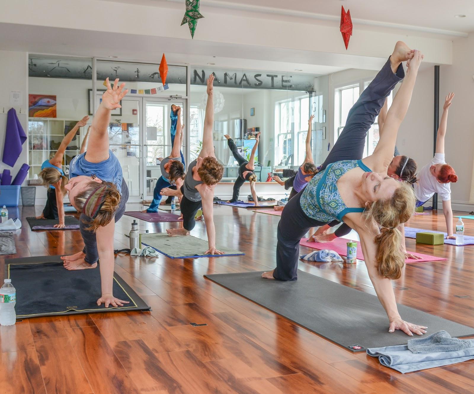 11+ Easy Yoga Poses To Do | Yoga Poses
