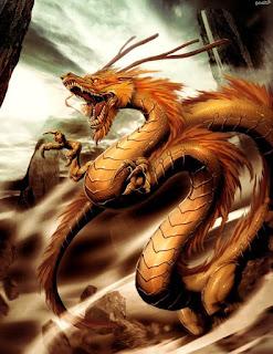 Dragón Cobrizo