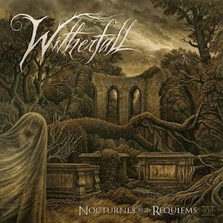 "Το τραγούδι των Witherfall ""The Long Walk Home (December)"" από τον δίσκο ""Nocturnes and Requiems"""
