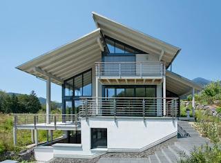 doppelhaus moderne architektur