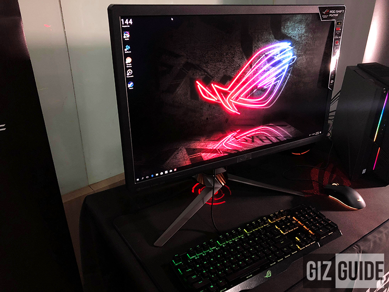 ASUS ROG Huracan G21 is now available in PH, starts at PHP 119,995