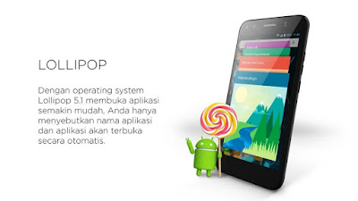 Android OS 5.1 Lollipop
