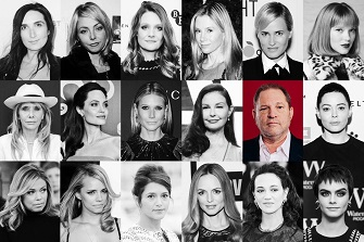 Meet the 28 women including Angelina Jolie who have accused Harvey Weinstein of sexual harassment and assault (List)