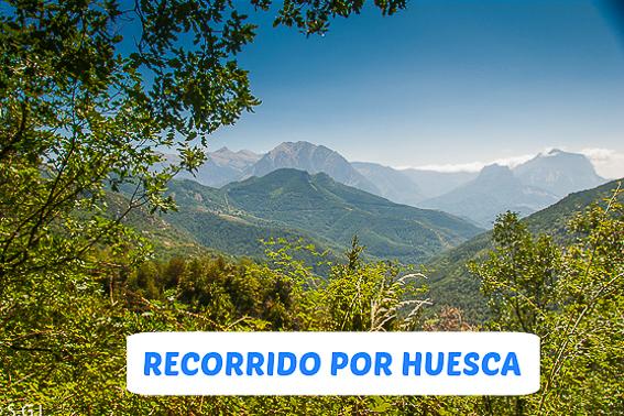 Recorrido por Huesca