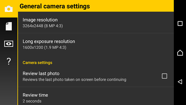 Camera FV-5 Free Download