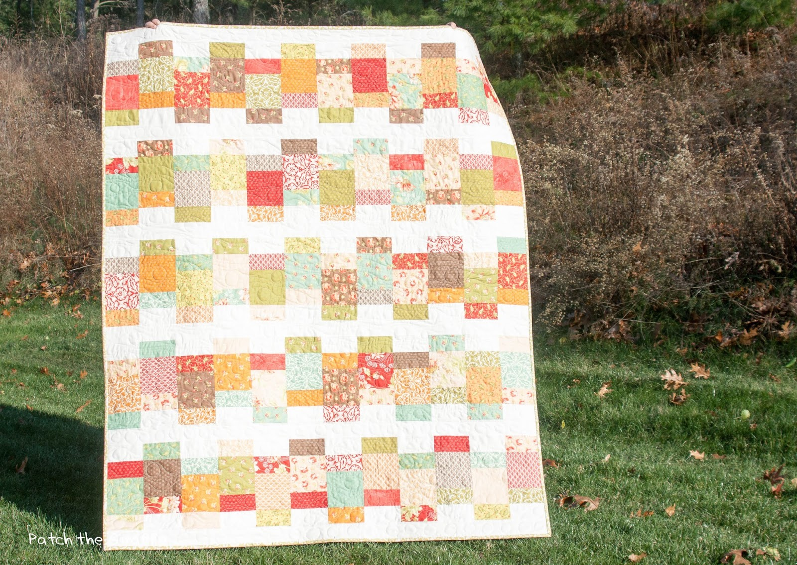 Patch The Giraffe Quilts 2014