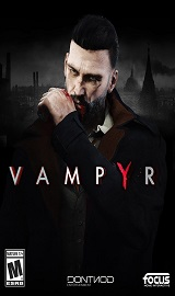 Vampyr CODEX 1 - Vampyr-CODEX