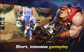 Iron League Mod Apk
