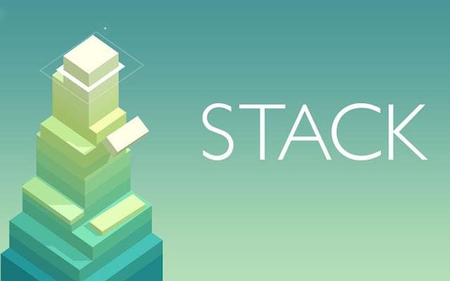 3. Stack vertikal dan horizontal