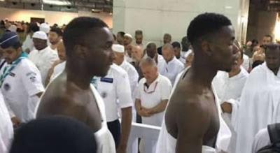 Paul Pogba Rayakan Kemenangan Liga Eropa Dengan Jalani Ibadah Umrah