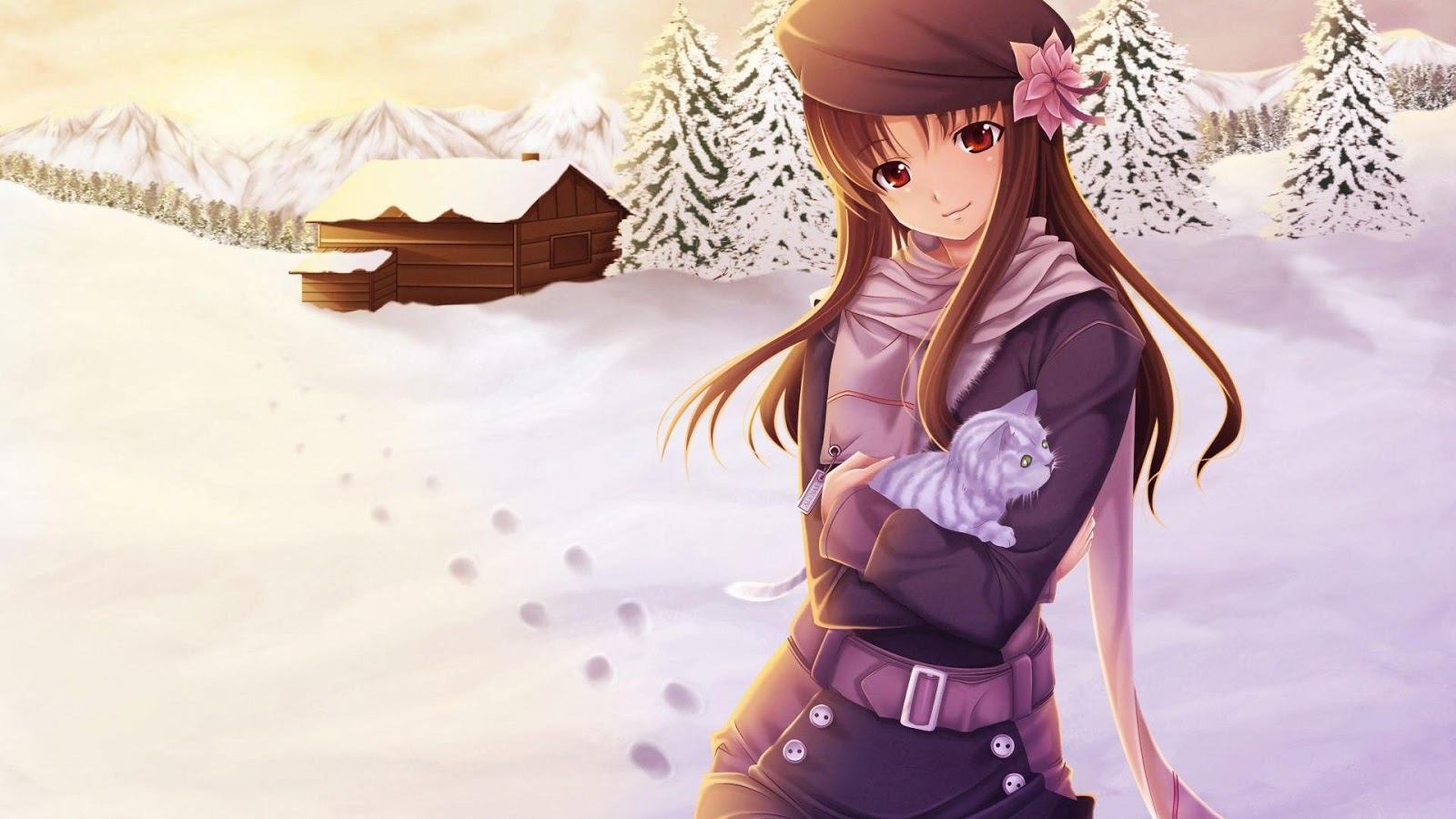 18+ Wallpaper Anime HD Keren Terbaru