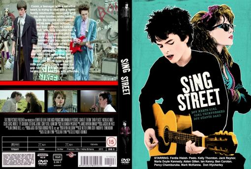 Sing Street Musica e Sonho Torrent - BluRay Rip 720p e 1080p Dual Áudio (2016)