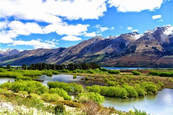 大自然的寶庫-紐西蘭 - I Love Travel - 就是愛旅行