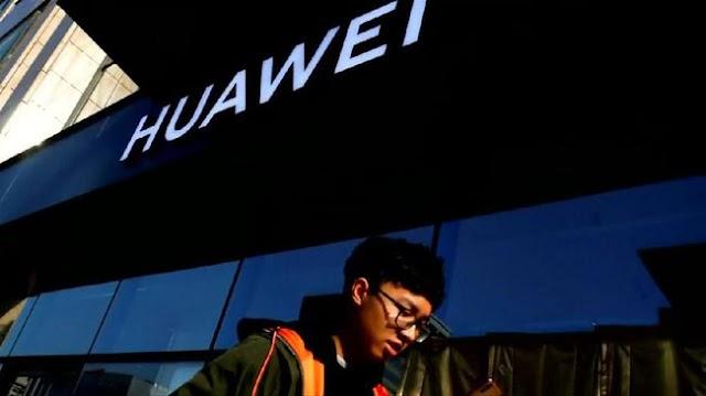 Inggris Memblokir Huawei dari Proyek Negara dan Bikin Regulasi Baru