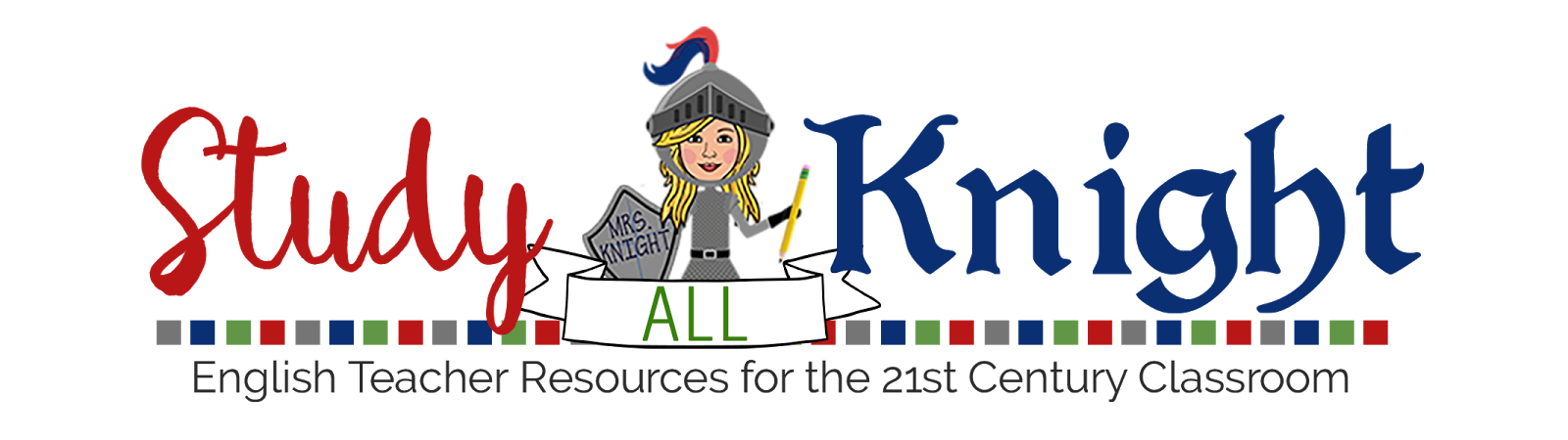 Study All Knight English Teacher Resources
