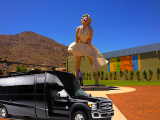 Party bus service in Palm Springs