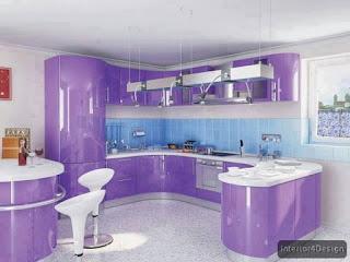 Round Countertop Kitchen 5