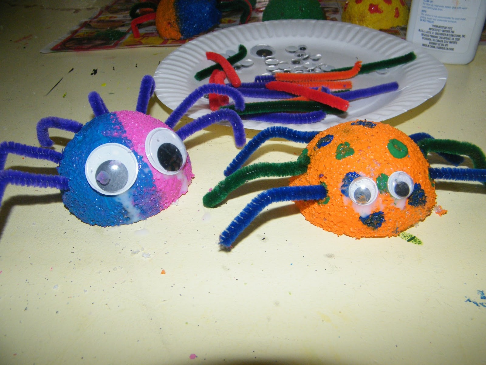 Adventures-In-Mommy-Land: Beetle Bug Craft
