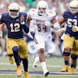 Saint Peter's Prep School Alumnus Named Notre Dame Starting QB