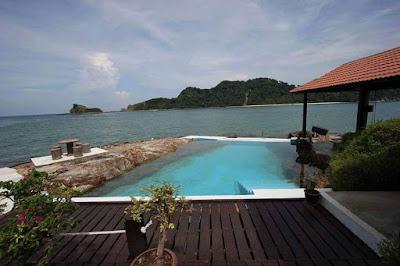 Pulau Gemia Resort Terengganu