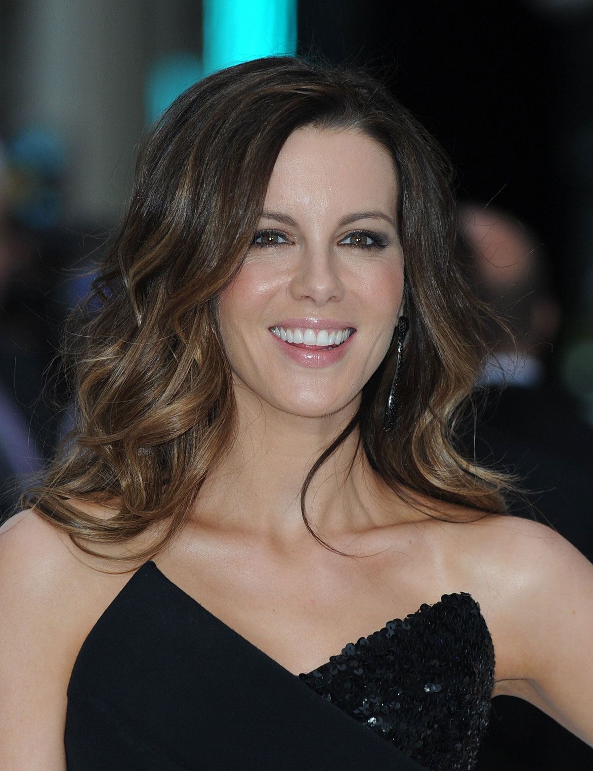 Kate Beckinsale at Total Recall Premiere in London