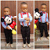 """Happy Graduation My King"": Tonto Dikeh Celebrates Her Son As He Moves Up Into Another Class"