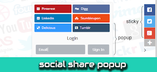 tombol share popup social responsive blogger