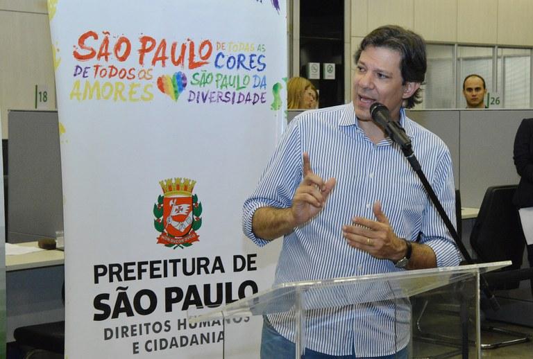 São Paulo ganha selo internacional de cidade amigável para população LGBT