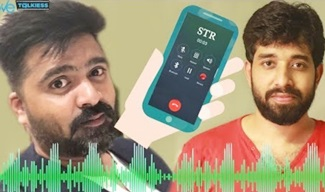 Leaked Conversation | Simbu angry phone call to Adhik Ravichandran